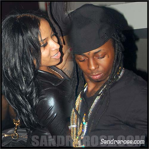 lil wayne and toya together